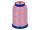 baby lock Metallic-Bauschgarn Silver & Pink 1000m