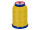 baby lock Metallic-Bauschgarn Gold & Yellow 1000m