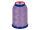 baby lock Metallic-Bauschgarn Silver & Purple 1000m
