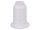 baby lock extra dickes Bauschgarn Weiß, 300m